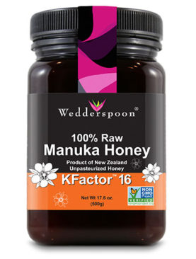 100 % RAW med Manuka KFactor™ 16, 500g