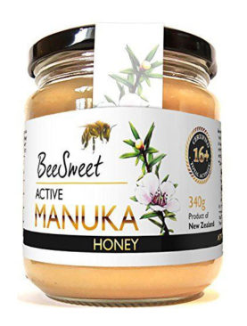BeeSweet Manuka med, aktivní 16+ 340g