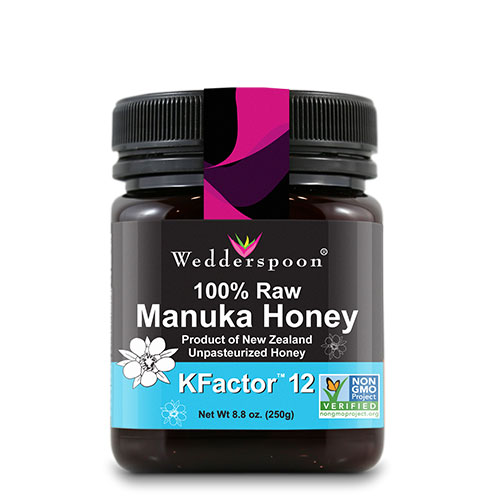 100 % RAW med Manuka KFactor™ 12+, 250g