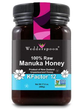 100 % RAW med Manuka KFactor™ 12+, 500g