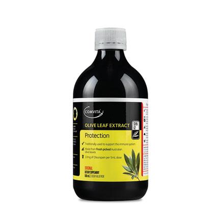 Přírodní výtažek z listů olivy Comvita 200ml