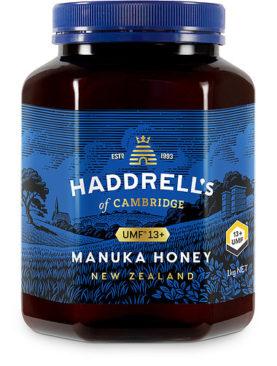 Manuka med Haddrell's UMF13+ ( MGO 450+ ), 1kg