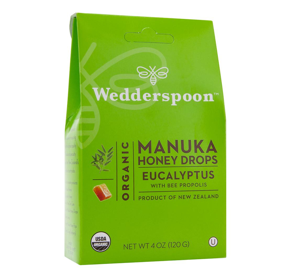 Pastilky citron s propolisem - Eucalyptus